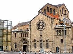 Iglesia de Santa María de Montalegre, Barcelona (1902)