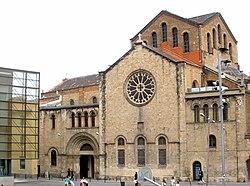 Barcelona - iglesia de Santa Maria de Montalegre 1.jpg