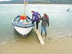 Barmouth Ferry Seren Wen.JPG