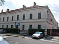 Barrack. North Wing. Listed ID 3859. - 2, Malom Street, Székesfehérvár, Fejér county, Hungary.JPG