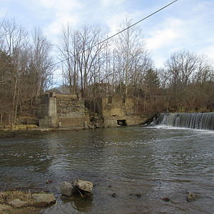 National Register of Historic Places listings in Highland County, Ohio - Image: Barretts Mill
