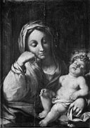 Bartolomeo Schedoni - Virgin and Child - KMSsp89 - Statens Museum for Kunst.jpg
