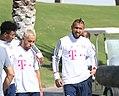 Bayern München training in Doha 2018 - Arturo Vidal - A54J1093.jpg