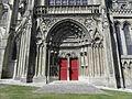 Bayeux (14) Cathédrale Transept sud 02.JPG