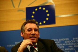 François Bayrou - François Bayrou in Strasbourg in 2007