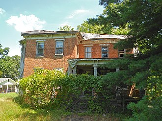National Register of Historic Places listings in Salem County, New Jersey - Image: Bayuk House