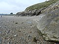 Beach at Carreg y Defaid - geograph.org.uk - 2934817.jpg