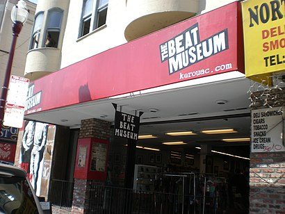 How to get to Beat Museum with public transit - About the place