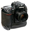 Beaten Nikon D2H.jpg
