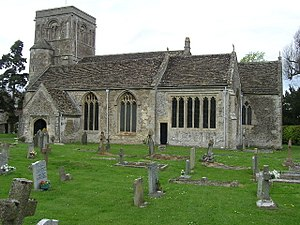 Beckington - Image: Beckingtonchurch