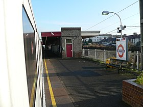 Image illustrative de l'article Becontree (métro de Londres)