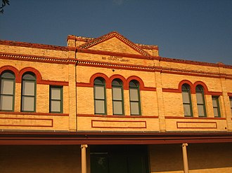 Bee County, Texas - The Joe Barnhart Bee County Library is located in downtown Beeville across the street from the courthouse