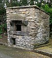 Beehive Oven in grounds of Cliffe Castle - geograph.org.uk - 478067.jpg