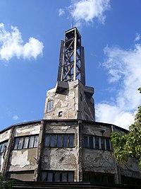 Belgrade Old-foireja centra toŭer.jpg