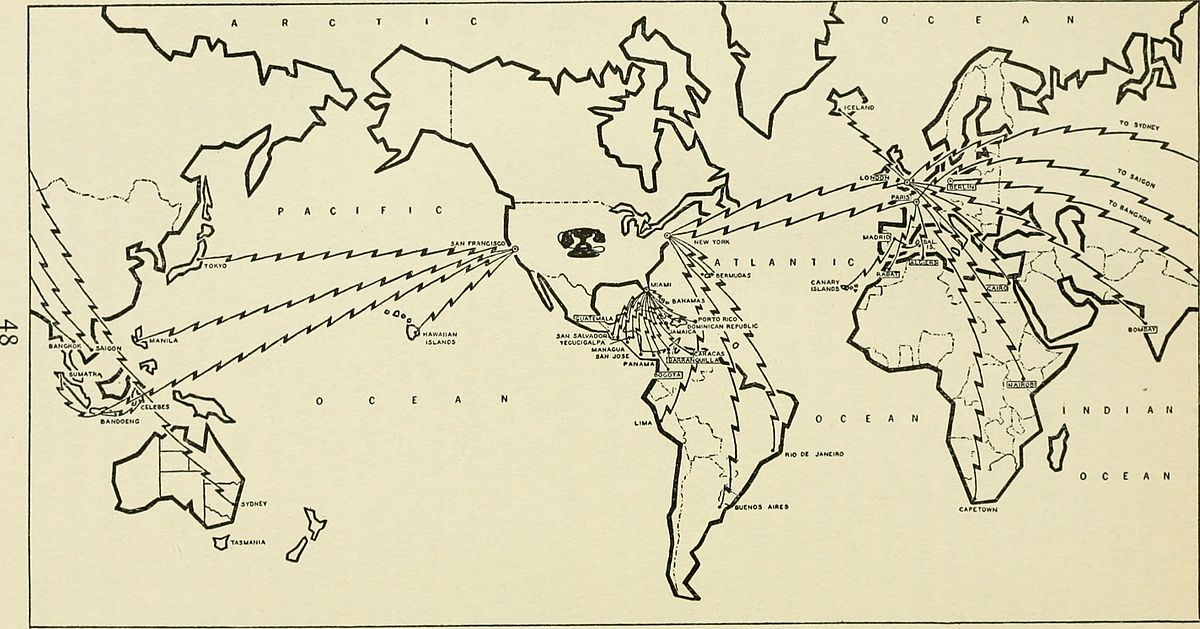geography of media and communication wikipedia