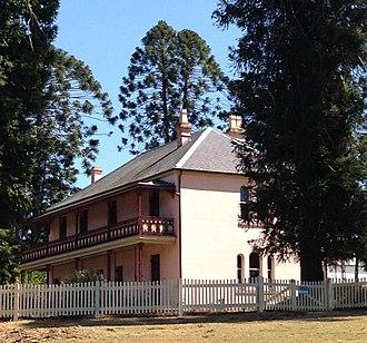 Bella Vista, New South Wales - Bella Vista homestead, Bella Vista Farm Park, Norwest, NSW