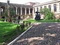 Bellavista, Nayarit - Jardines de la Fábrica de Hilados y Tejidos.JPG