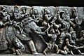 Belur-Halebid stone relief.jpg