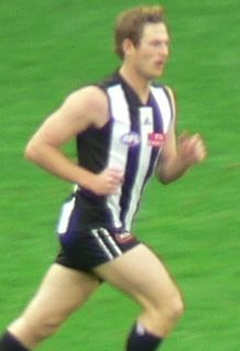 Ben Johnson (Australian footballer) Australian rules footballer, born 1981
