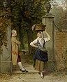 Benjamin Vautier - Gallanter Herr mit Bauernmädchen (1874).jpg
