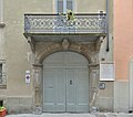Bergamo portal of Carrara house.jpg