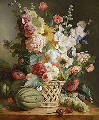 Antoine berjon wikip dia for Bouquet de fleurs wiki