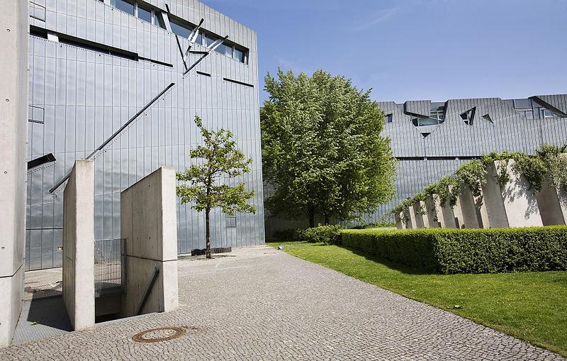 Еврейский музей Берлина втянут в скандал из-за антисемитизма
