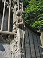 Berlin - Friedhof Wannsee Lindenstraße - Johannes Otzen 03.jpg