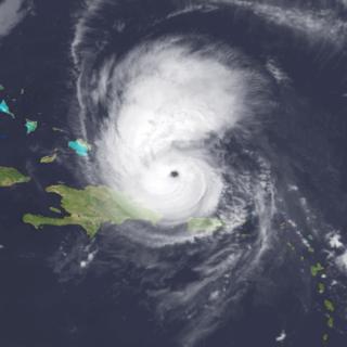 Hurricane Bertha (1996) Category 3 Atlantic hurricane in 1996
