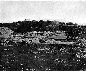 Beit El - Bethel, 1912