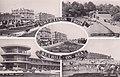 Bexhill on sea. Multi View Postcard. 1956 (8191818634).jpg