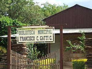 Emboscada, Paraguay - Library in Emboscada