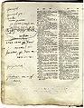 """Biblioteka SANU, Stranica iz prvog izdanja """"Riječnika"""" Vuka Karadžića (1818. godina), Primerak s Vukovim rukopisnim beleškama.jpg"""