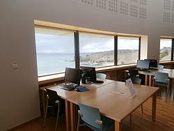 Bibliothèque La Pérouse, Technopôle Brest-Iroise, Plouzané