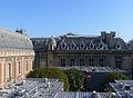 Bibliothèque nationale de France (Richelieu) - cour Vivienne travaux.jpg