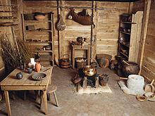cuisine exterieur bois