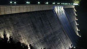 Neamț County - The Bicaz Dam