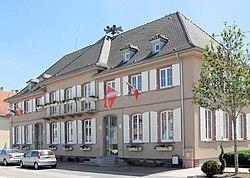 Biesheim, Mairie.jpg