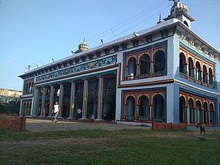 Dumraon City in Buxar, India