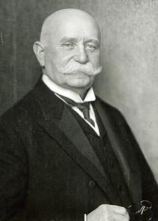 Ferdinand von Zeppelin German general and airship pioneer