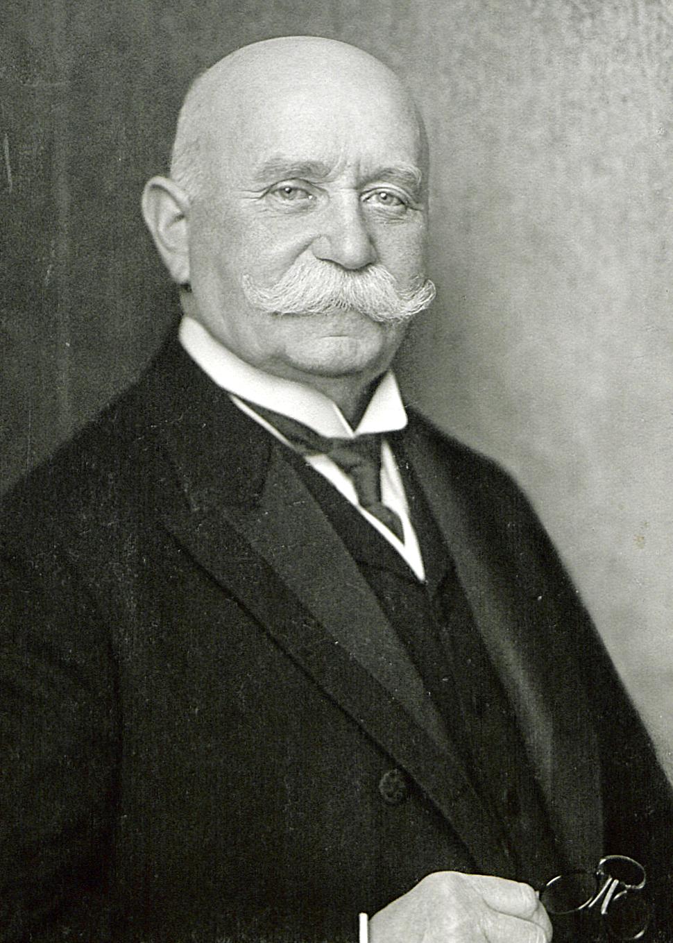 Bildnis Ferdinand von Zeppelin