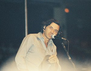 Bill Graham (promoter) - Graham in 1974