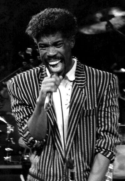 Picture of a band or musician: Billy Ocean