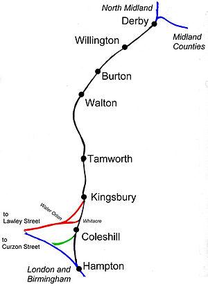 Birmingham and Derby Junction Railway