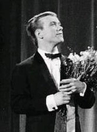 Bjørn Tidmand - Bjørn Tidmand in 1963