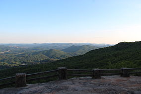 Black Rock Mountain State Park view 2013.JPG