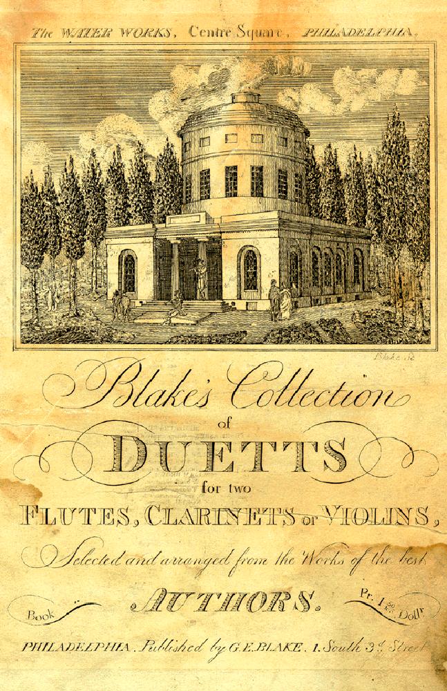 Benjamin Henry Latrobe Collection, ca. 1801-1878, MS 1638
