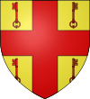 Blason Evêques de Beauvais.svg