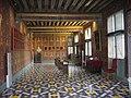 Blois - château royal, aile François Ier, intérieur (45).jpg