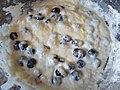 Blueberry pancake batter (9586505030).jpg